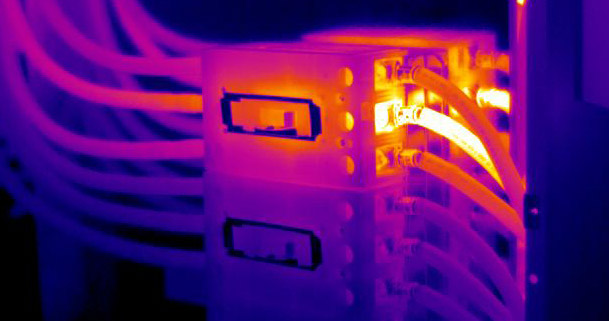 Infrared Electrical Scan Ipat Ltd