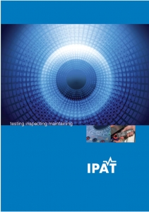 IPAT Certificate Cover Page