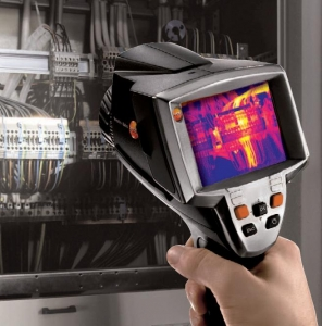 Thermal Imaging Testing